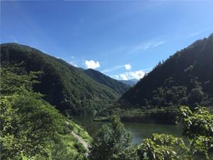 さかさま山