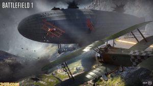 BF1 飛行船