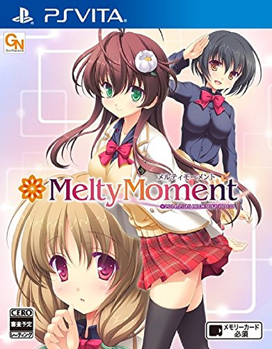 Vita MeltyMoment(通常版)