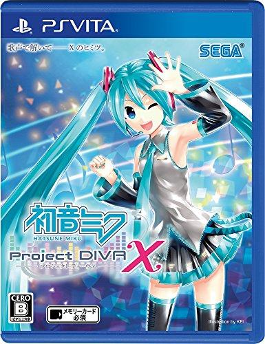 Vita 初音ミク -Project DIVA- X