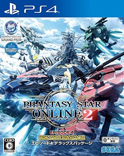 PS4 ファンタシースターオンライン2 エピソード4 デラックスパッケージ