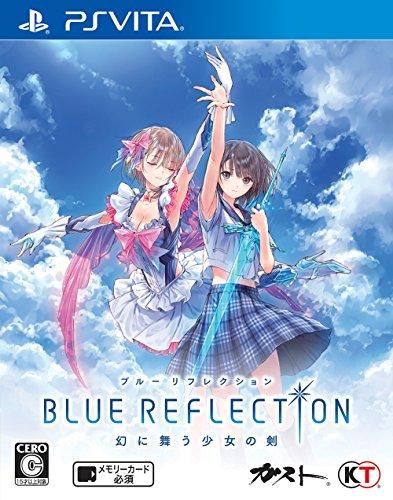 Vita BLUE REFLECTION 幻に舞う少女の剣(通常版)