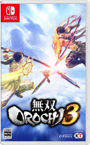 Switch 無双OROCHI3