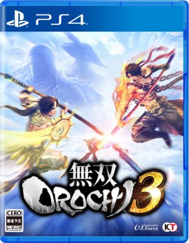 PS4  無双OROCHI3