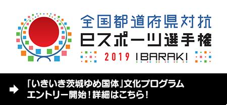 全国都道府県対抗 eスポーツ選手権2019 IBARAKI『ぷよぷよeスポーツ』