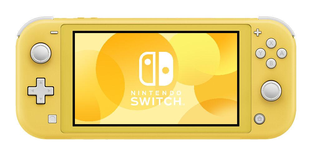 Nintendo Switch Lite イエロー