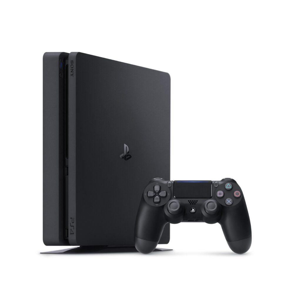 PlayStation4 本体(500GB)ジェットブラック CUH-2200AB01