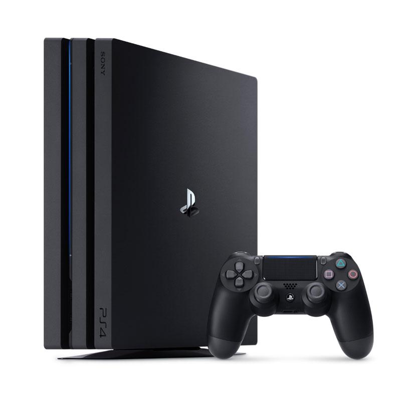 PlayStation4 Pro本体(1TB)ジェットブラック CUH-7200BB01